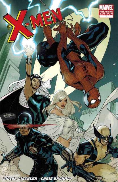 X-Men #7 Terry Dodson Premiere Edition Custom Variant 1 Per Store Rare!!