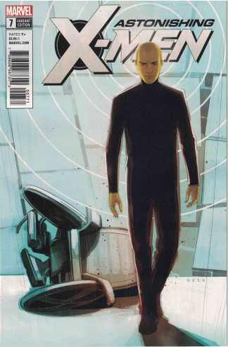 Astonishing X-Men #7 1:25 Phil Noto Variant Marvel Legacy 2017