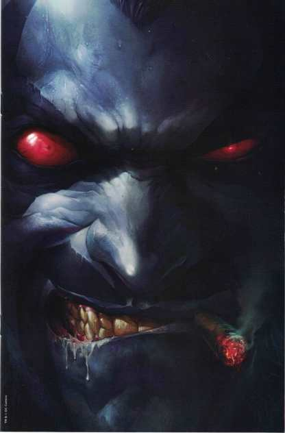 Justice League of America #1 Francesco Mattina Virgin Lobo Variant Marvel