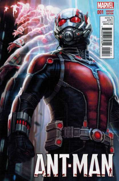 Ant-Man #1 1:15 Movie Variant 2014 Marvel