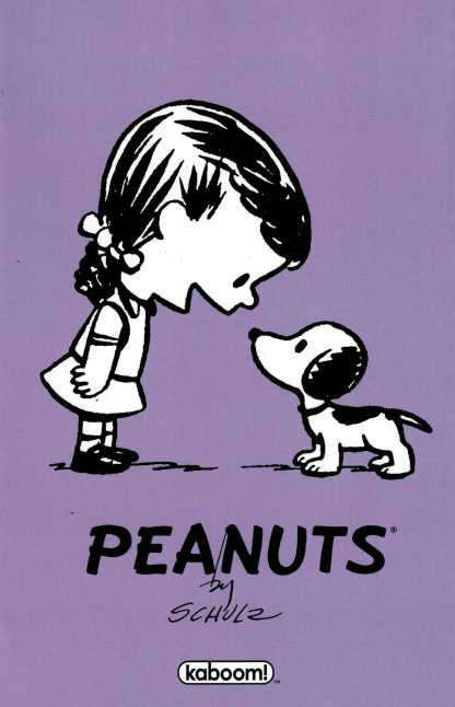 Peanuts #10 1:20 Violet First Appearance Variant Charles Schultz Boom! Comic