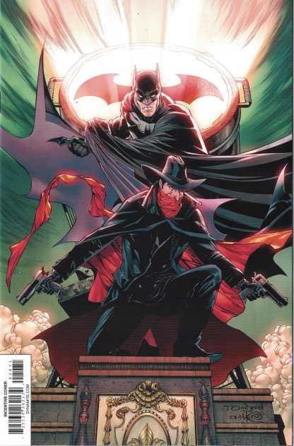 Shadow Batman #2 1:20 Tony S. Daniel Virgin Variant Dynamite 2017