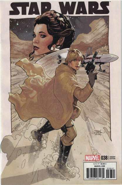 Star Wars #38 1:50 Terry Dodson Variant Marvel 2015