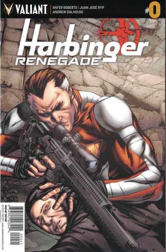 Harbinger Renegade #0 1:10 Khari Evans Valiant Variant 2017