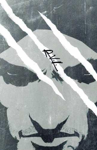 Wrath Eternal Warrior #1 RRP White Variant Signed by Robert Venditti Valiant
