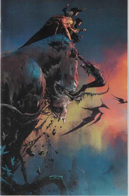 Kong on the Planet of the Apes #1 Jae Lee, June Chung Bonus Virgin Variant Boom