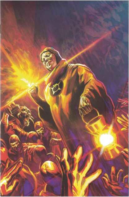 Planet of the Apes Green Lantern #6 1:40 Felipe Massafera Virgin Variant Boom