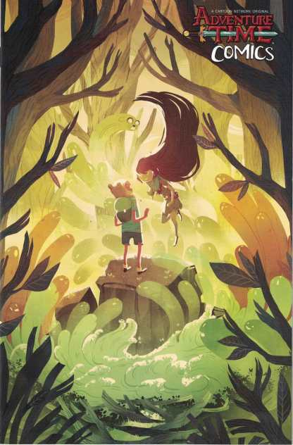 Adventure Time Comics #18 1:10 Natalie Dombois Boom