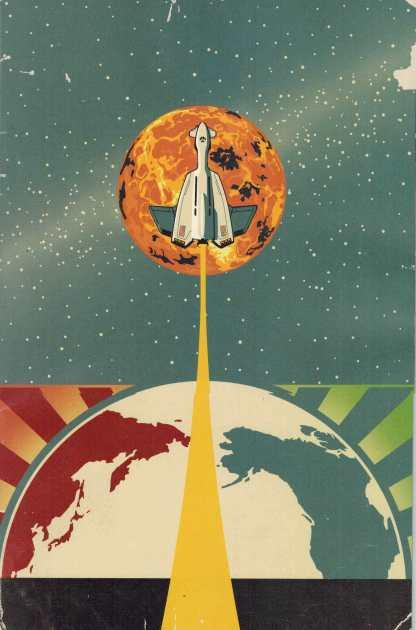 Venus #1 1:20 Thomas Virgin Art Variant Boom! Studios 2015