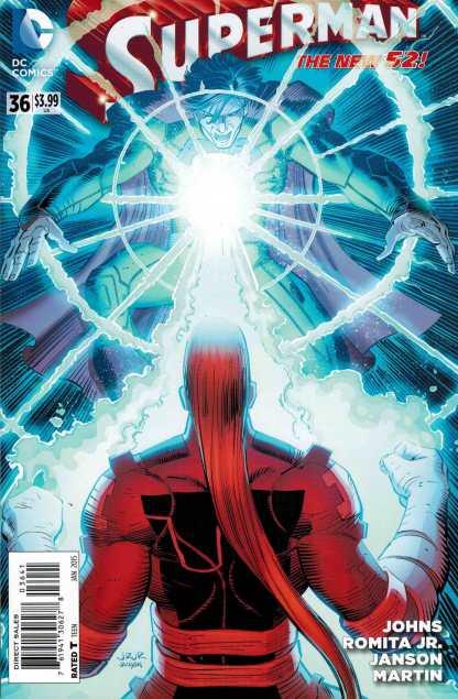 Superman #36 1:100 John Romita Jr Variant Variant JRJR