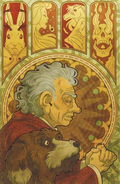 Jim Henson's Storyteller: Witches #1 1:15 Pena Virgin Art Variant