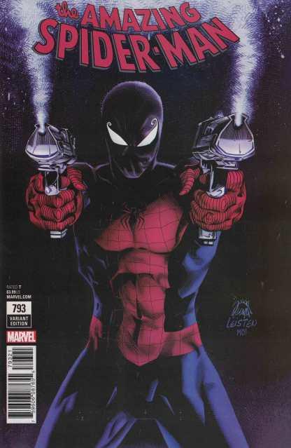 Amazing Spider-Man #793 1:25 Stegman Variant Cover Marvel Legacy