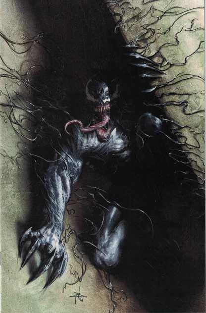 Venom #2 Dell'Otto Color B&W Virgin Variant Set of 3 Marvel