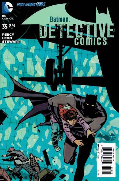 Detective Comics #35 New 25 1:25 Cliff Chiang Variant