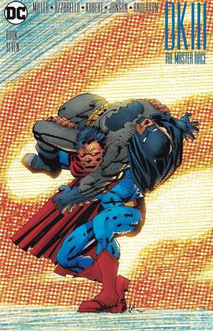 Dark Knight III Master Race #7 1:100 Frank Miller Variant DC 2015 Batman DK3