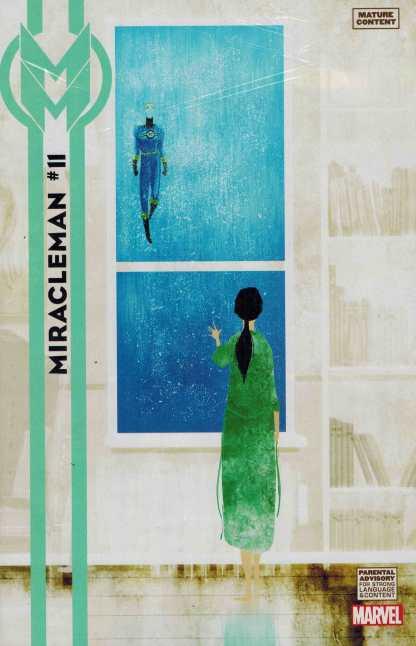 Miracleman #11 1:25 Pascal Campion Variant