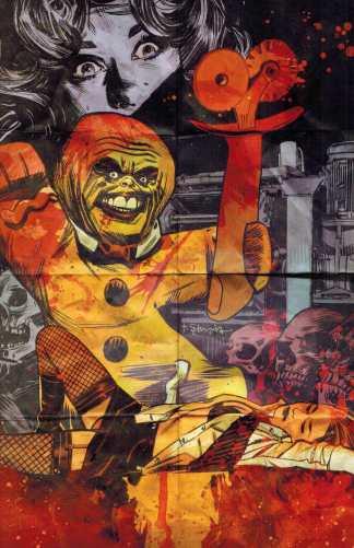 Gingerdead Man #1 Tommy Lee Edwards Exclusive Virgin Art Variant