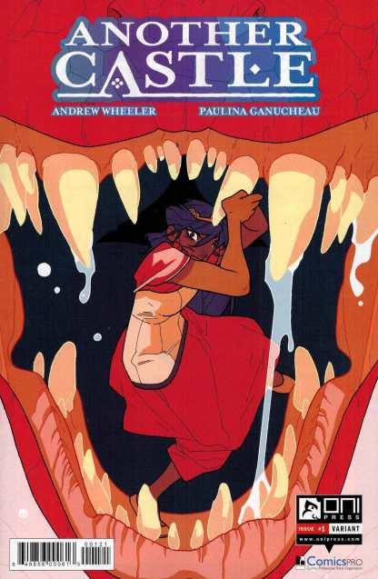 Another Castle #1 Comicspro Exclusive Variant Oni Press 2016
