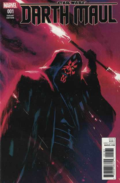 Star Wars Darth Maul #1 1:25 Albuquerque Variant Marvel 2017