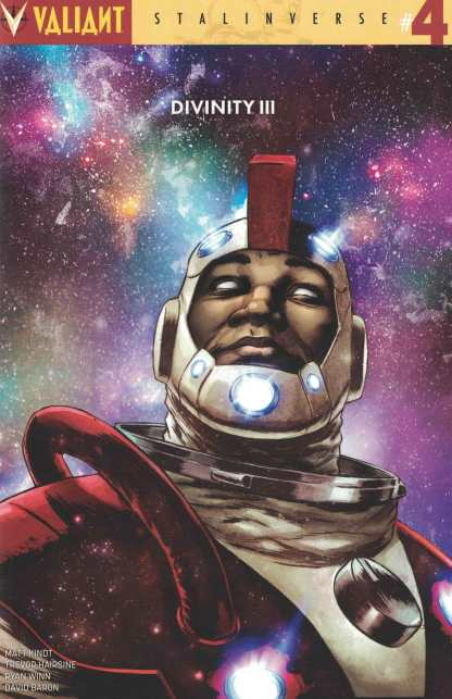Divinity III Stalinverse #4 1:50 Andy Gorham Cover E Valiant 2016