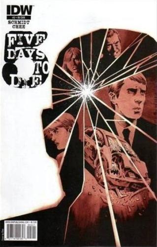 5 Days to Die #2 Chee Variant