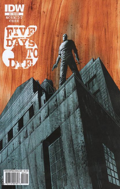 5 Days to Die #4 Chee Variant