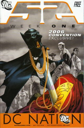 52 #1 2006 Convention Exclusive Variant Week One