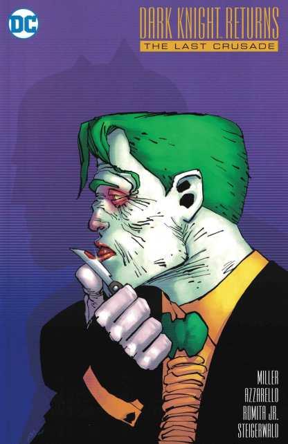 Dark Knight Returns the Last Crusade #1 1:100 Frank Miller Variant Batman DC 2016