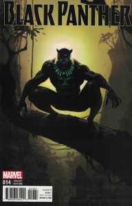 Black Panther #14 1:25 Andrew Robinson Variant Marvel 2016