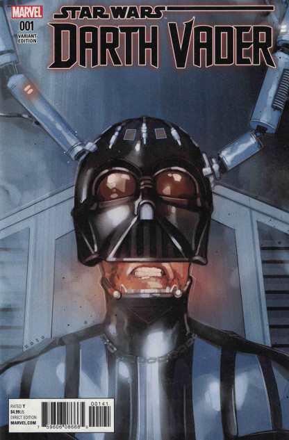 Star Wars Darth Vader #1 1:10 Phil Noto Variant Marvel 2017