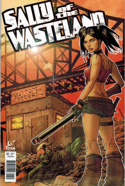 Sally of the Wasteland 1:10 Tim Seeley Variant