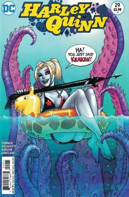 Harley Quinn #29 1:25 Amanda Conner Variant DC New 52 2013