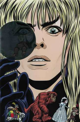 Labyrinth 30th Anniversary Special #1 1:10 Mike Allred Foil Variant Jim Henson