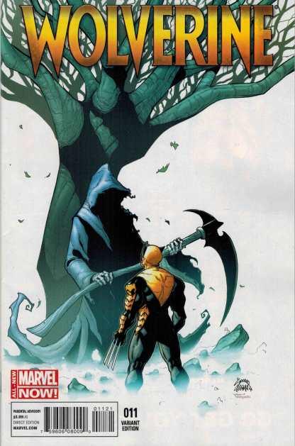 Wolverine #11 1:25 Ryan Stegman Variant