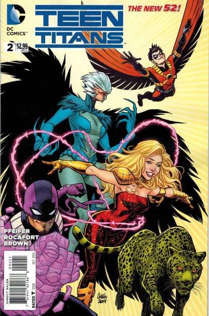 Teen Titans (2014) #2 1:25 Cameron Stewart Variant