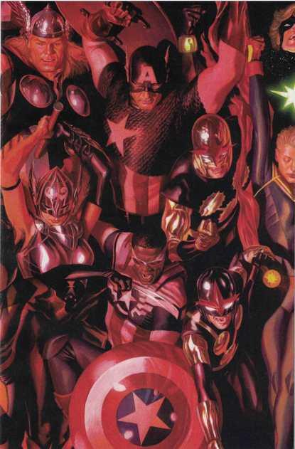 Generations Unworthy Thor Mighty Thor #1 1:50 Alex Ross Variant Marvel 2017