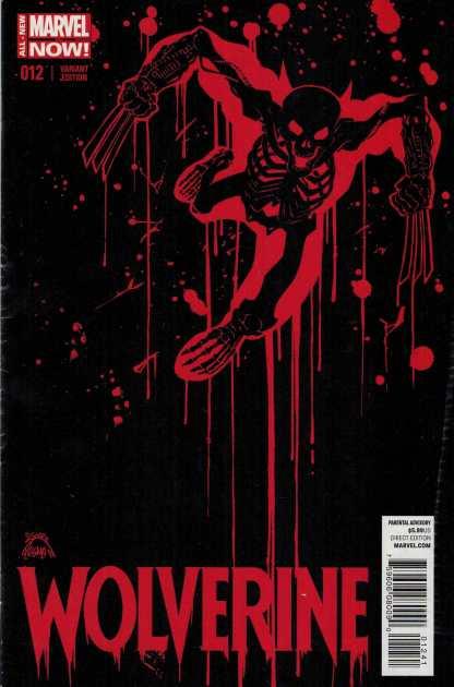 Wolverine #12 1:25 Ryan Stegman Variant
