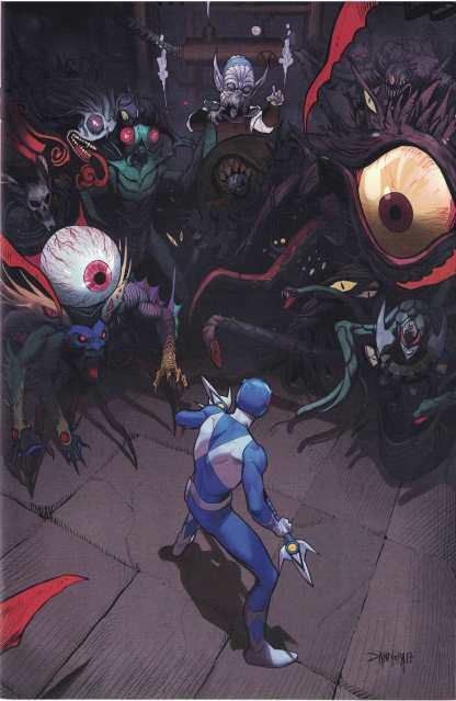 Mighty Morphin Power Rangers #18 1:30 Dan Mora Variant Boom!