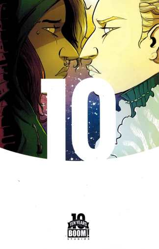 Welcome Back #1 1:10 Rob Guillory Variant Boom! Anniversary