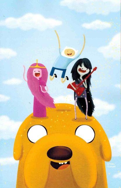 Adventure Time #15 1:15 Nidhi Chanani Variant Cover C Kaboom 2014