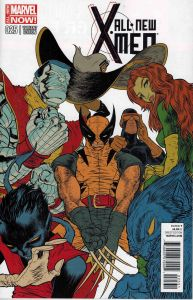 All New X-Men #25 1:25 Rafael Grampa Variant Marvel NOW 2012