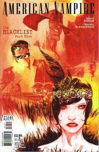American Vampire #32 Dustin Nguyen Variant