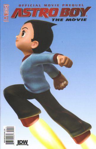 Astro Boy The Movie Prequel #2 Variant 1:10