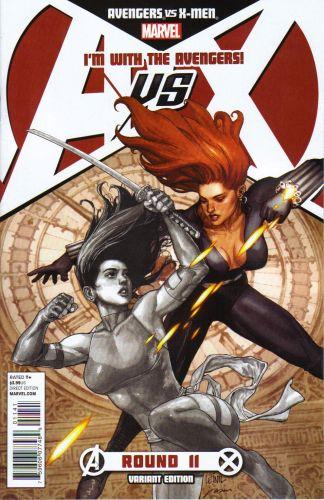 Avengers vs. X-Men #11 Avengers Team Variant