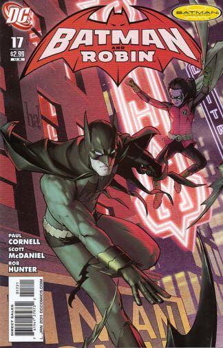 Batman and Robin #17 Gene Ha Variant
