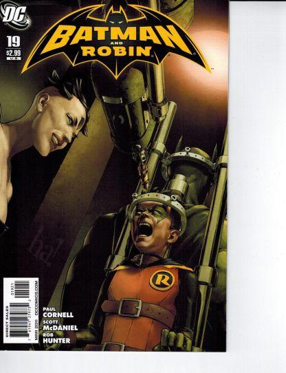 Batman and Robin #19 Gene Ha VARIANT