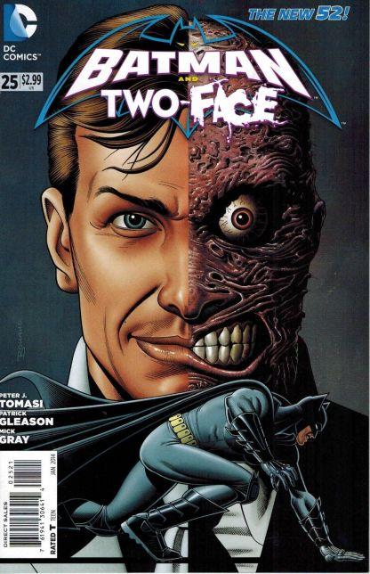 Batman and Two-Face #25 Brian Bolland Variant Robin