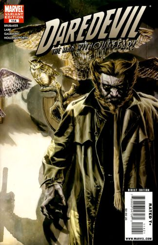 Daredevil #114 Owl Variant