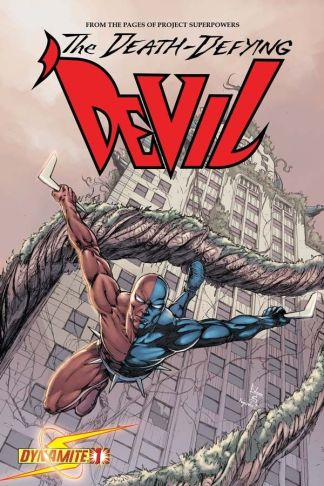 Death Defying 'Devil #1 Variant Cover