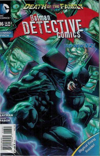 Detective Comics #16 Digital Combo Pack